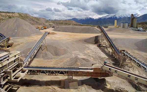 美国盐湖城采石场项目