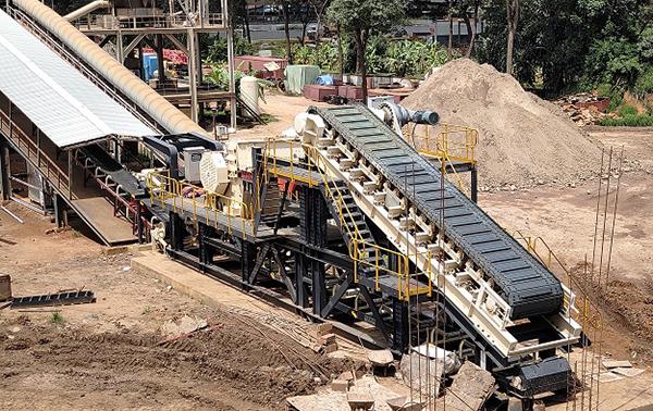 刚果金中有色马本德铜钴矿项目