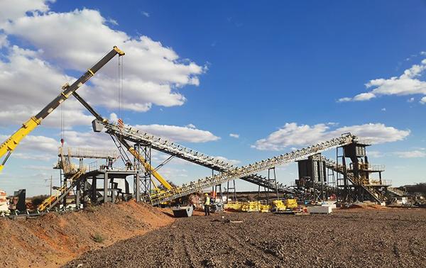 南非亚矿KMR项目